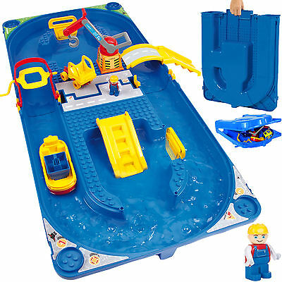 Waterway Funland from Big Waterplay in case Game with Water for Outside