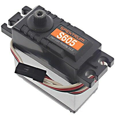 Losi 1/10 TEN-SCTE 4WD * SPEKTRUM S605 WATERPROOF STEERING SERVO *Analog 23T 9KG