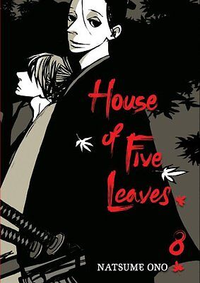 NEW House of Five Leaves, Vol. 8 by Natsume Ono