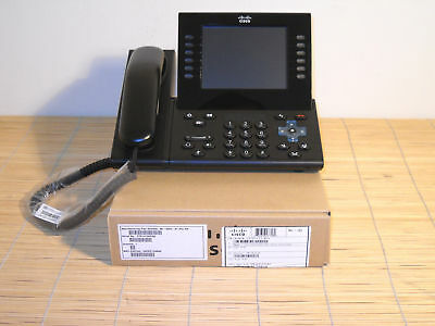 NEW Cisco CP-9971-C-K9 Cisco Unified IP Endpoin 9971 NEU OVP, NEW