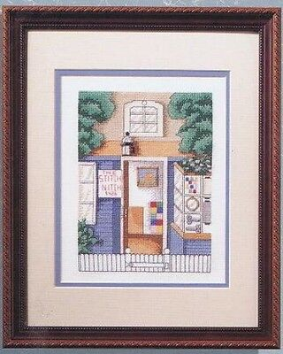 Stitch Nitch Cross Stitch Chart