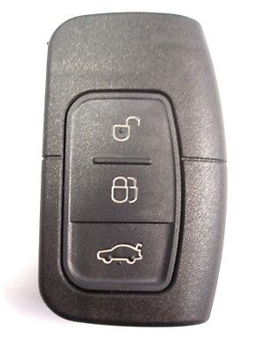Replacement 3 button case for Ford Focus Mondeo keyless entry remote key fob