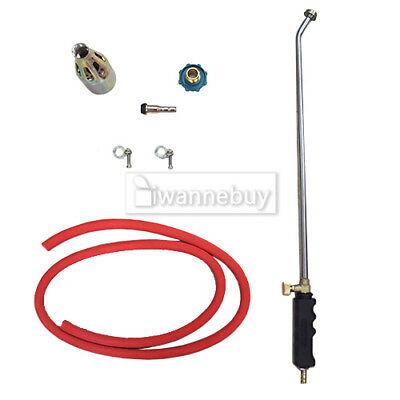 Propane Roofing Torch Fire Starter Weed Burner Ice Melter