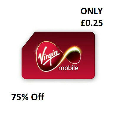 Virgin Mobile International Triple PAYG Sim Card