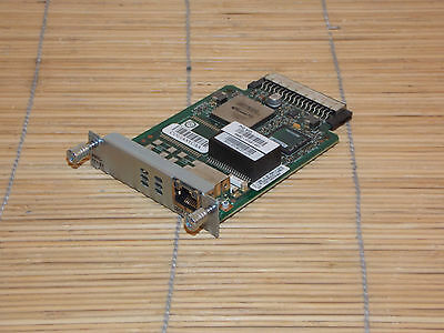 Cisco HWIC-1T1/E1 High Speed Serial Wan Card Karte
