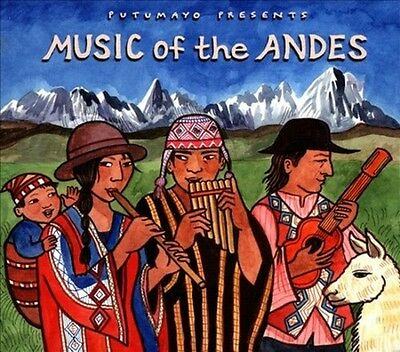 Various Artists - Putumayo Presents: Music Of The Andes [Digipak] New Cd