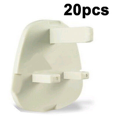 Safety blanking covers cap electric mains wall plug socket baby child protection