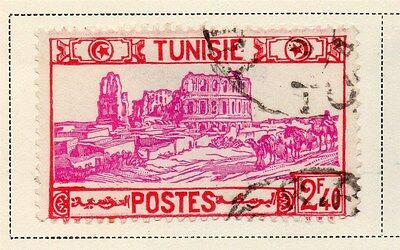 Tunisia 1941-45 Early Issue Fine Used 2F.40c. 144854