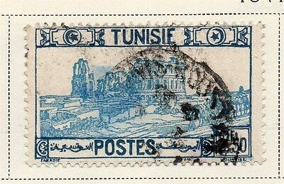 Tunisia 1941-45 Early Issue Fine Used 2F.50c. 144855