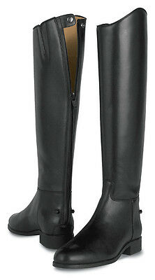 ARIAT - Women's Tall Dress Boot Back Zip - Black - ( 55305 ) -  New In Box
