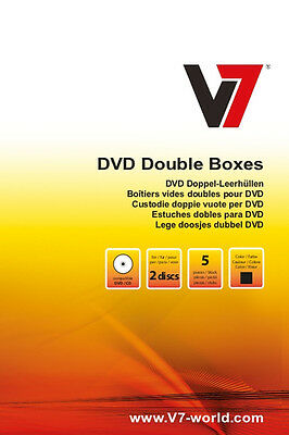 V7 Dvd Boxes Double
