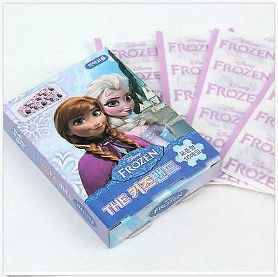 Band New Frozen Band Aid 16 Sheets Disney Kid Wound