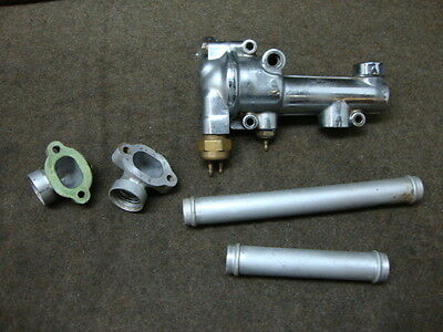 78 Honda Gl1000 Gl 1000 Goldwing Thermostat And Housing #6969