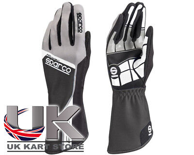 Sparco Blizzard KG-3 Racing Gloves All Sizes UK KART STORE