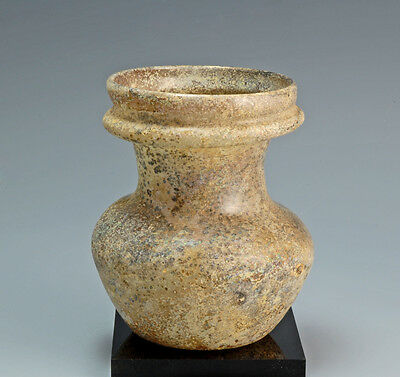 Ancient Roman Collared Jar
