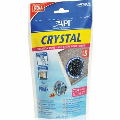 API Rena Crystal / Bio-chem Zorb Size 5 85ml Aquarium Water Treatment