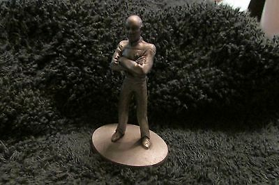 1993 Rawcliffe Pewter Figure-Captain Picard