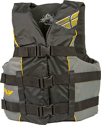 Fly Racing Adult Life Vests Yellow X-Small 47700443 XS 47700443 XS YEL