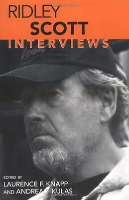 NEW Ridley Scott: Interviews (Conversations with Filmmakers (Paperback))