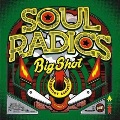 Soul Radics 'Big Shot' LP