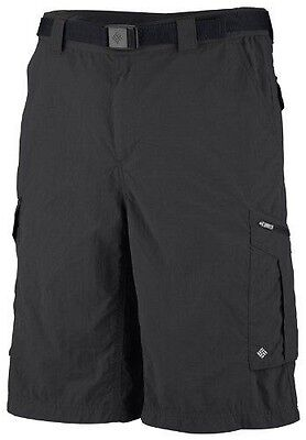 Columbia Silver Ridge Short cargo Homme Grill FR : L Taille Fabricant : NEUF