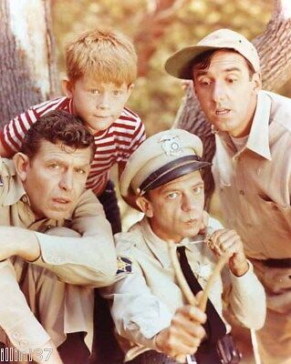 Andy Griffith Ron Howard Don Knotts Nabors Photo Show