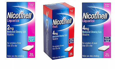 Nicotinell Chewing Gum