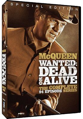 NEW Wanted: Dead or Alive - The Complete Series - Special Edition (DVD)