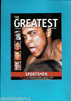#t46.  Sportsman Issue Of Herald Sun Greatest Series Magazines