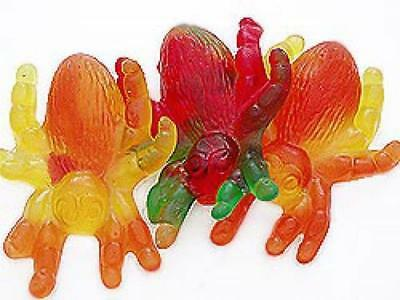 * Giant Spiders Halloween Pick N Mix Wedding Party Wholesale RETRO SWEETS