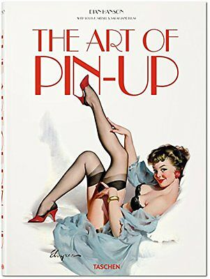 NEW The Art of Pin-up