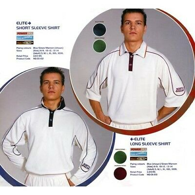 XXLARGE Cricket Whites by NORTHGEAR range of Shirts Trousers Jumpers /& Vests