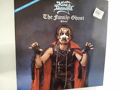 King Diamond - The family ghost......................Maxi-Vinyl