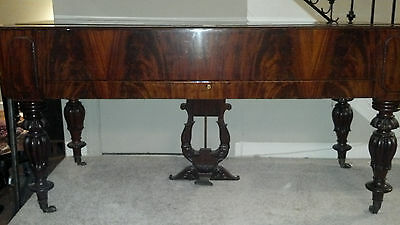 GORGEOUS ANTIQUE  SQUARE PIANO  - c. 1835 DUTCH (?)  Moving - must sell!!