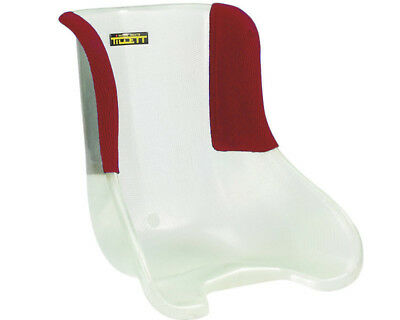 Tillett Seat T8 Standard Red 1/4 Cover MS UK KART STORE