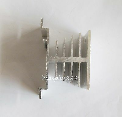 1pcs New Heat Sink for Solid State Relay SSR  White