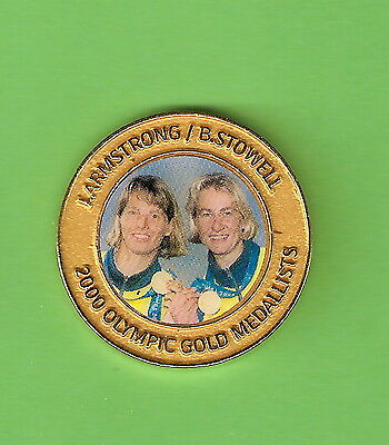 Sydney 2000 Olympic Medal - Women's Sailing