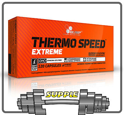 Olimp Thermo Speed Extreme Mega Caps Weight Loss & Fat Burner
