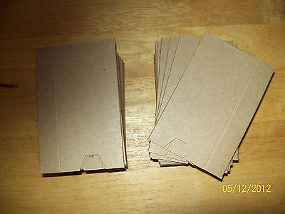 Lot Of 200 Cardboard Sleeves  For 7.62X39 Sks Stripper Clips Close Out