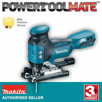 Makita DJV181Z Brushless 18V Li-on Jigsaw Body Only Barrel Handle Type