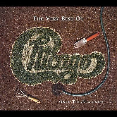 NEW The Very Best of Chicago: Only the Beginning (Audio CD)
