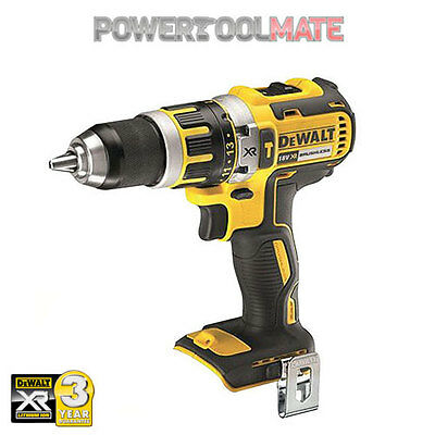 Dewalt DCD795N 18V XR Brushless Hammer Drill DCD795 Naked, Body only