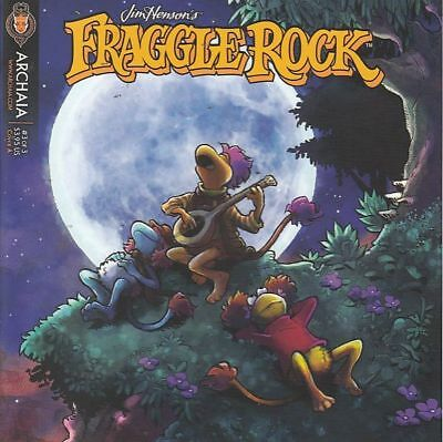 Fraggle Rock #3 Cover A (Archaia Comics) Bagged Free Uk P+P! New!