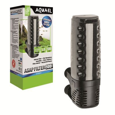 Aquael Internal Aquarium Filter ASAP 500 (150 litre) Fish Tank Filter