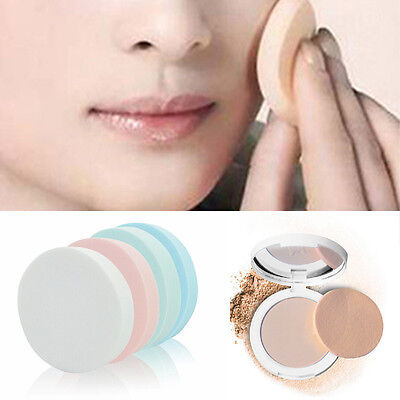 10PCS Sponge Flawless Smooth Face Makeup Foundation Blending Powder Puff