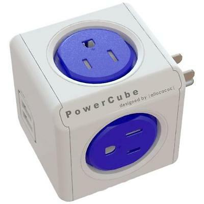 PowerCube [Newest Version] USB, Surge Protector, Electric Outlet Wall Adapter