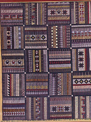 Navajo Code Talkers - stylish pieced quilt PATTERN - Timeless Traditions