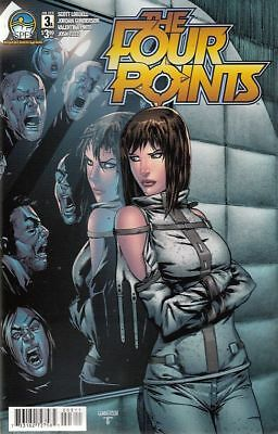 The Four Points #3. Cover A (Aspen Comics) Boarded. Free Uk P+P! New