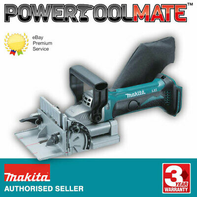 Makita DPJ180Z 18V Cordless Biscuit Jointer Naked Body Only