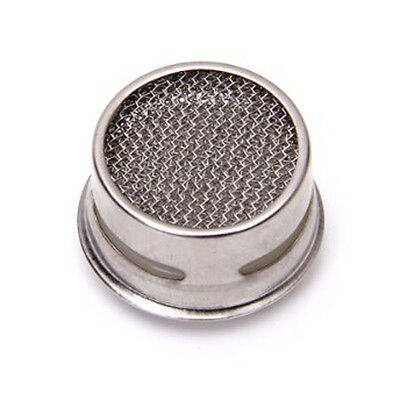 Kitchen/Bathroom Faucet Strainer Tap Filter---White and Silver MK